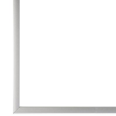 Inlijsting, Wisselijst, Glas, Aluminium