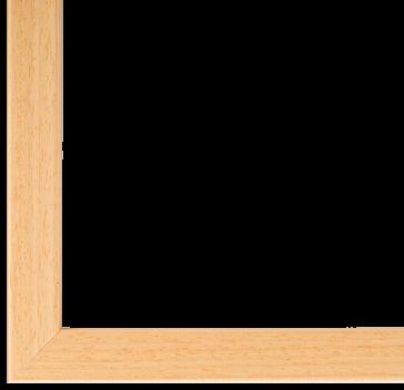 Inlijsting, Wisselijst, Glas, Blank